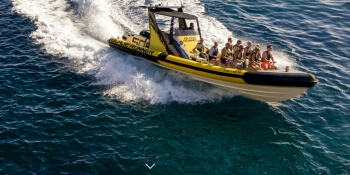 Magaluf Party Activities Powerboat Thriller
