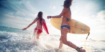 Party Activities Bodyboarding