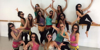 Party Activities Bollywood Dancing
