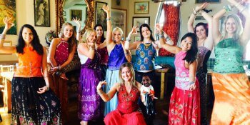 Birthday Activities Bollywood Dancing