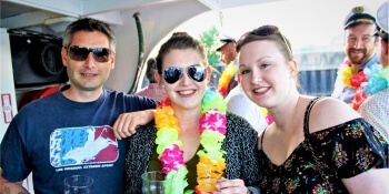 Bournemouth Party Activities Booze Cruise