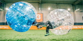 Berlin Birthday Activities Bubble Football