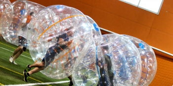 Sheffield Birthday Activities Bubble Football