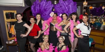 Marbella Party Activities Burlesque Dance