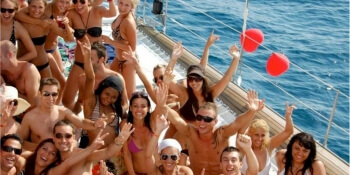 Benidorm Birthday Activities Catamaran Cruise