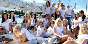 Marbella Stag Activities Catamaran Cruise