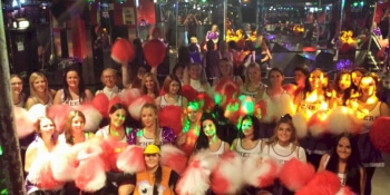 Marbella Party Activities Cheerleading