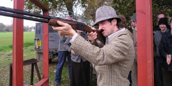 Glasgow Party Activities Clay Pigeon Shooting