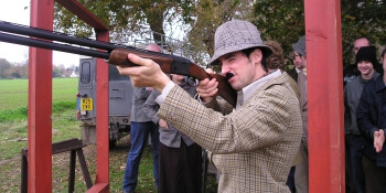 York Stag Activities Clay Pigeon Shooting
