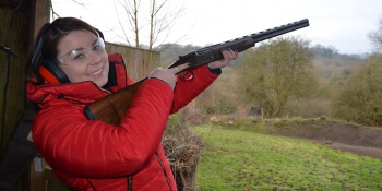 Newcastle Hen Activities Clay Pigeon Shooting