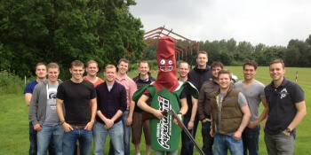 Glasgow Stag Activities Clay Pigeon Shooting