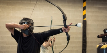 Bath Stag Activities Combat Archery