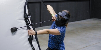 Liverpool Hen Activities Combat Archery