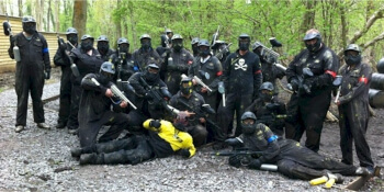 Essex Stag Activities Delta Force Paintball