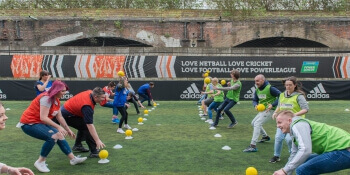 Nottingham Birthday Activities Dodgeball