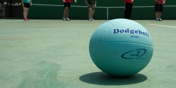 Liverpool Party Activities Dodgeball