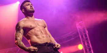 Birthday Activities Dreamboys Show