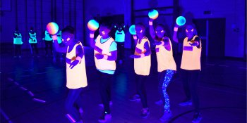 Brighton Hen Activities Glowsports