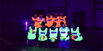 Liverpool Party Activities Glowsports