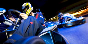 Berlin Birthday Activities Go Karting Indoor
