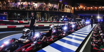 Barcelona Birthday Activities Go Karting Indoor