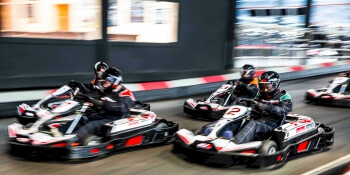 Newcastle Birthday Activities Go Karting Indoor
