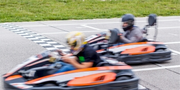 Budapest Birthday Activities Go Karting Outdoor