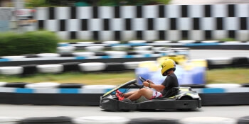 Magaluf Party Activities Go Karting Outdoor