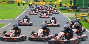 Nottingham Stag Activities Go Karting Outdoor