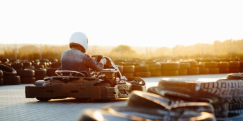 Marbella Party Activities Go Karting Outdoor