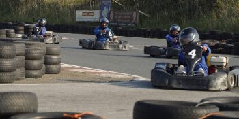 Brighton Stag Activities Go Karting Outdoor