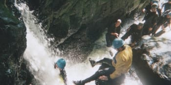 Party Activities Gorge Walking