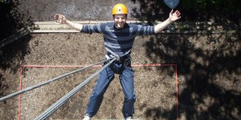 Brighton Stag Activities Abseiling
