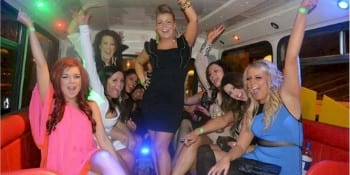 Hen Activities Party Bus