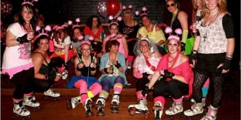 Liverpool Hen Activities Roller Disco