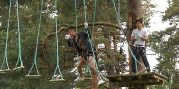 Marbella Stag Activities High Ropes