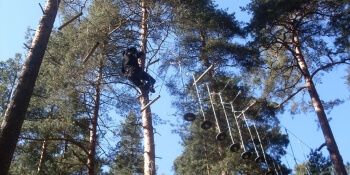 Bournemouth Birthday Activities High Ropes