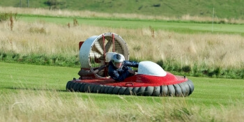 Stag Activities Hovercrafting