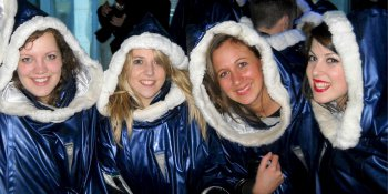 Amsterdam Hen Activities Ice Bar