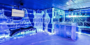 Barcelona Hen Activities Ice Bar