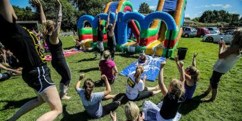 Birthday Activities Inflatable Games