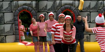 Nottingham Birthday Activities Its a Knockout