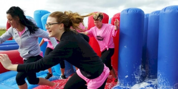 Newcastle Hen Activities Its a Knockout