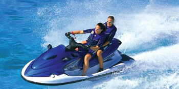 Party Activities Jet Skiing
