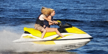 Magaluf Hen Activities Jet Skiing