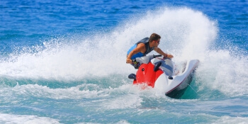 Albufeira Stag Activities Jet Skiing