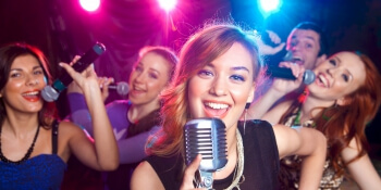 Brighton Hen Activities Karaoke Night