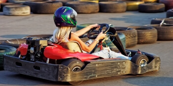Liverpool Party Activities Karting Queens