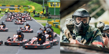 Stag Activities Karts and Guns