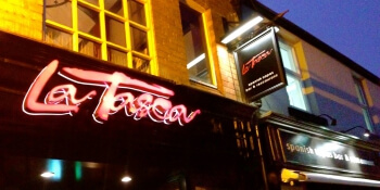 London Hen Activities La Tasca
